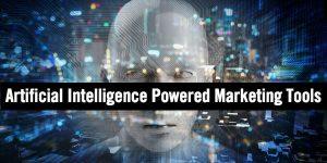 AI-powered marketing tools image