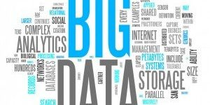 Big Data word map